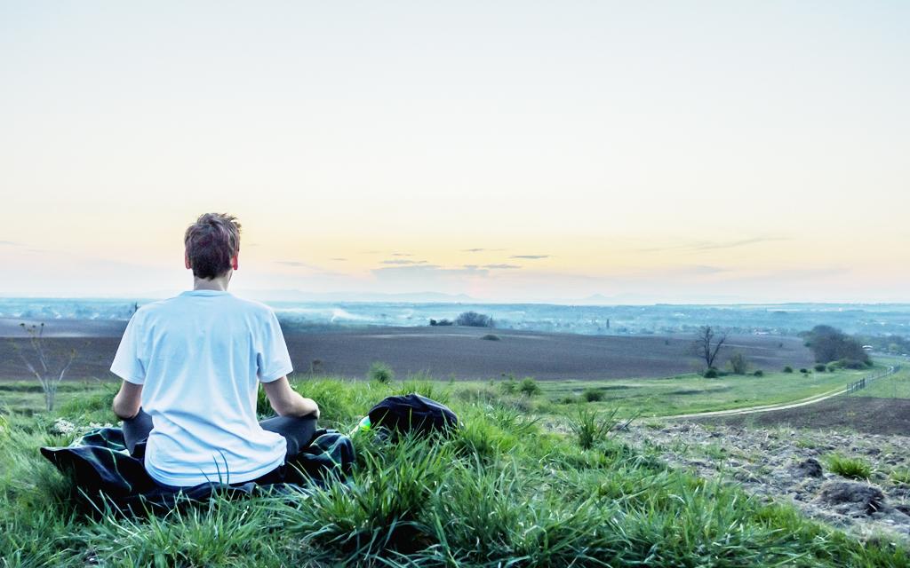 Achtsamkeit - Meditation und Alltag